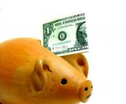 Healthy economies mean full piggy-banks
